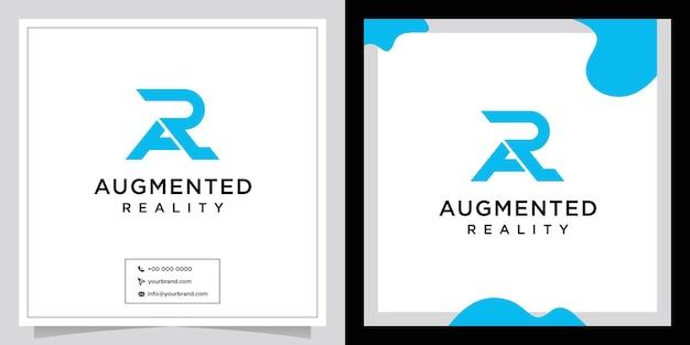 O logotipo inicial é uma realidade premium