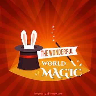 O maravilhoso mundo da magia