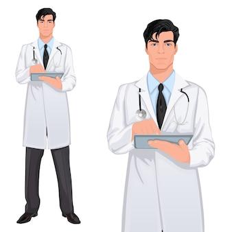 O médico