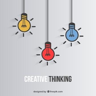 O pensamento criativo