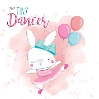 O pequeno dançarino