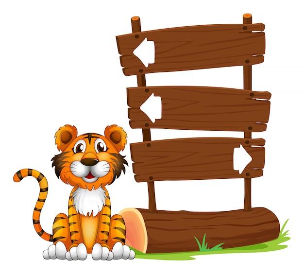 O pequeno tigre