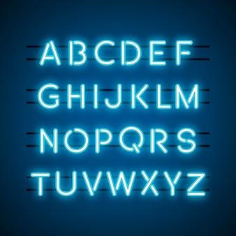O vetor de letras maiúsculas do alfabeto inglês