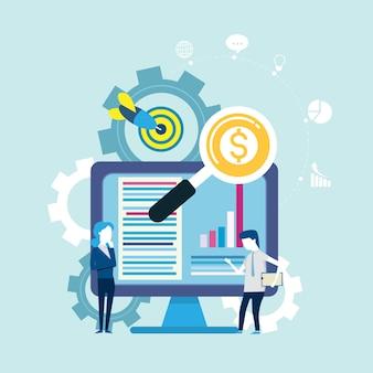 Objetivos e busca de financiamento