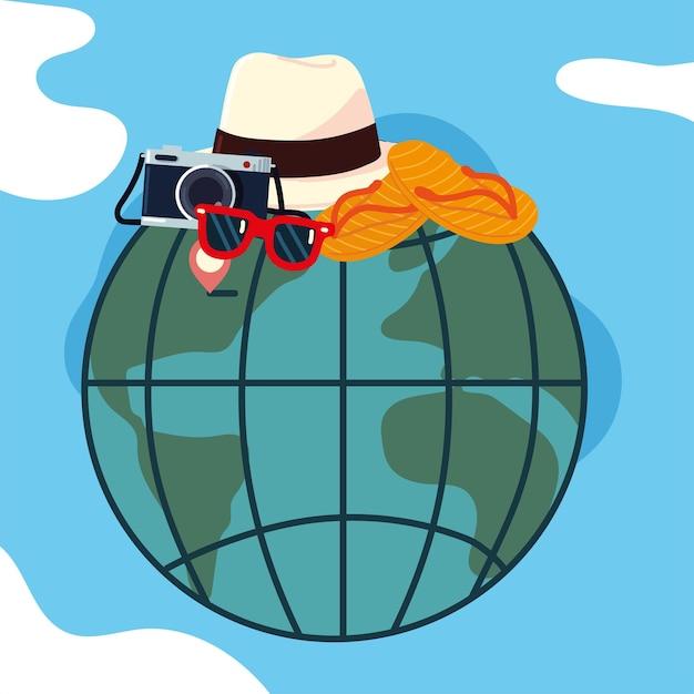 Objetos de turismo mundial