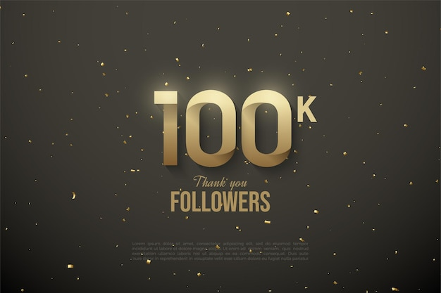 Obrigado a 100 mil seguidores