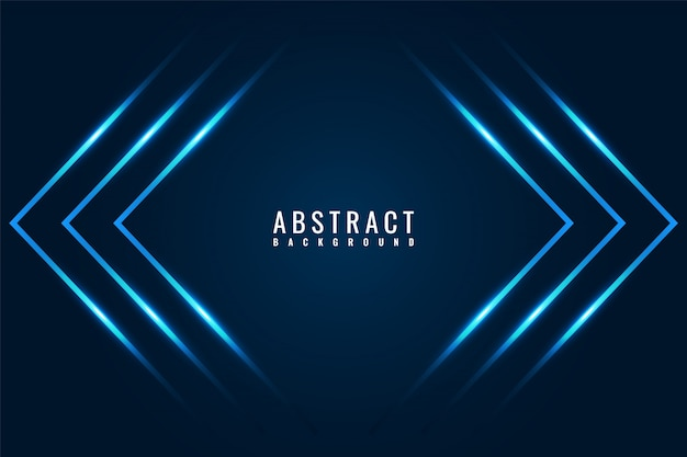 Obscuridade moderna abstrata - fundo brilhante azul do jogo com linhas diagonais.