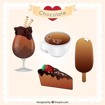 Obsessão do chocolate