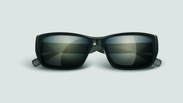 Óculos de sol e óculos