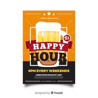 Oferta de fim de semana para happy hour