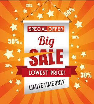 Ofertas especiais de compras