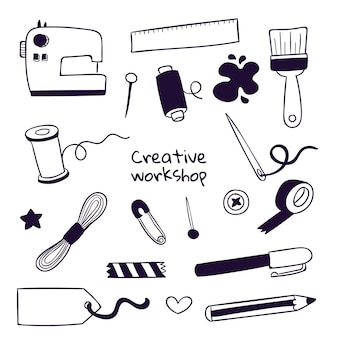Oficina criativa diy