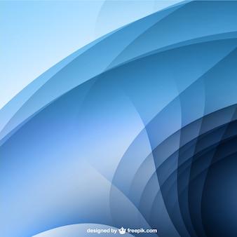 Onda abstrata forma de fundo