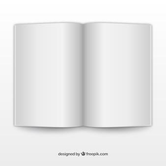 Open book modelo realista