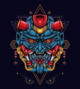 Optimus prime head