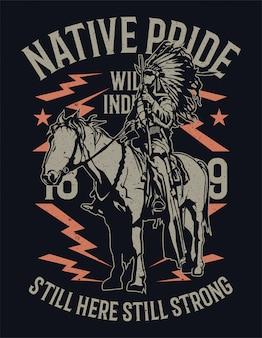 Orgulho nativo