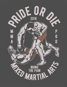 Orgulho ou morrer