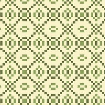 Ornamento de textura padrão songket