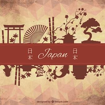 Os elementos culturais do japão