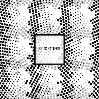 Os pontos pretos padrão