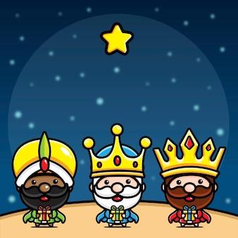 Os três homens sábios