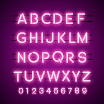 Os vetores do alfabeto e do sistema numeral