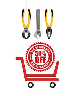Ótimas ferramentas para venda