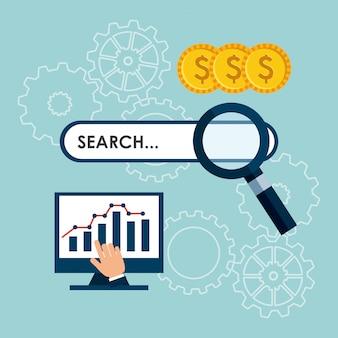 Otimização de mecanismos de busca