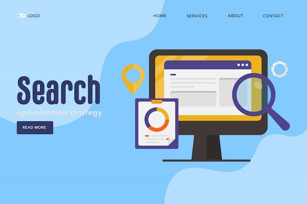 Otimização de pesquisa local