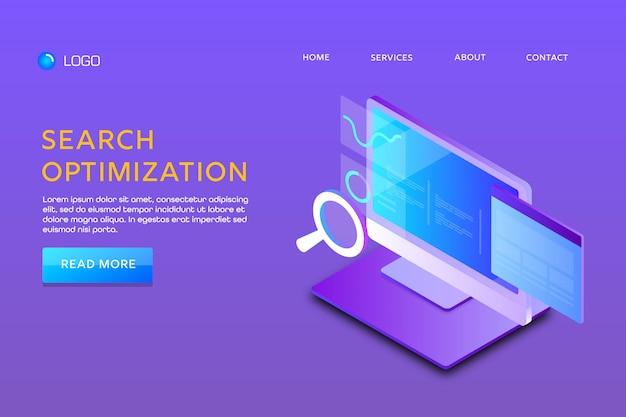 Otimização de pesquisa
