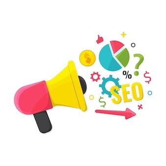 Otimização seo, marketing de conteúdo