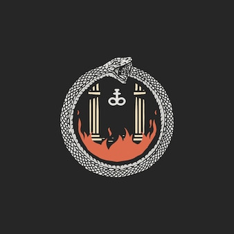 Ouroboros inferno infinito