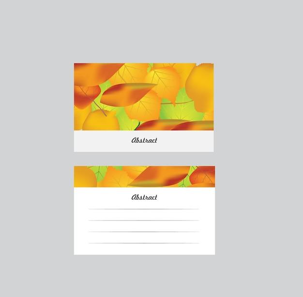Outono postais