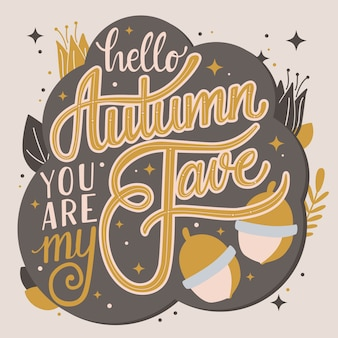 Outono você é meu roteiro de fave