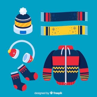 Pack de acessórios de inverno