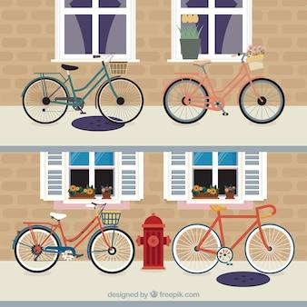 Pacote de bicicleta