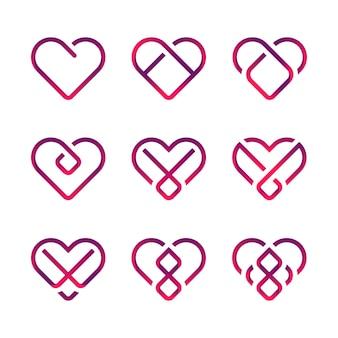 Pacote de coração pro icon