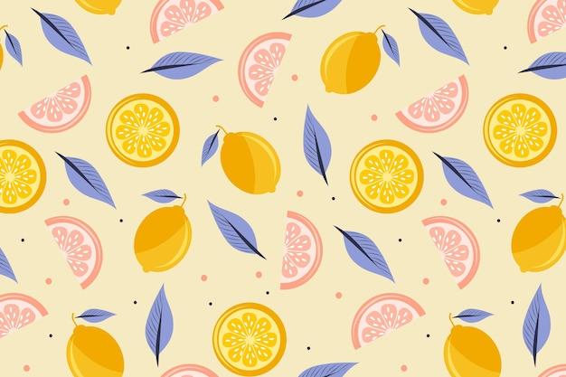 Pacote de padrões de verão