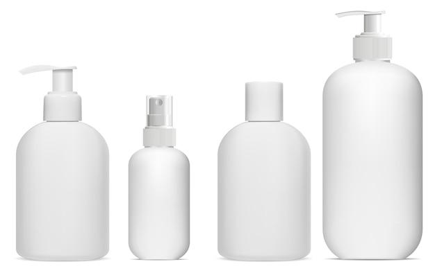 Pacote de produto cosmético