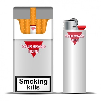 Pacote de tabaco