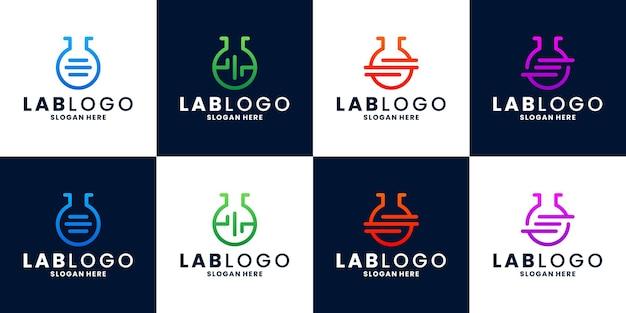 Pacote de vetor de design de logotipo
