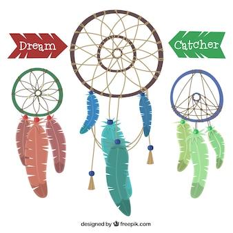 Pacote dreamcatchers