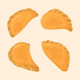 Pacote empanada