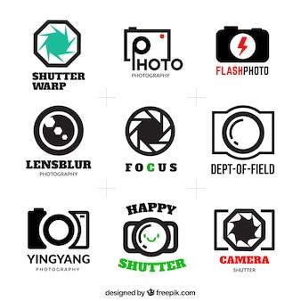 Pacote logos foto