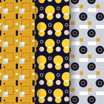 Pacote padrão geométrico mínimo