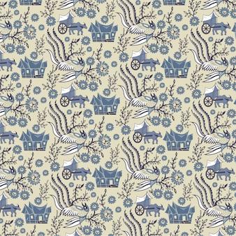 Padang batik