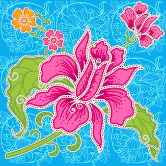 Padrão batik