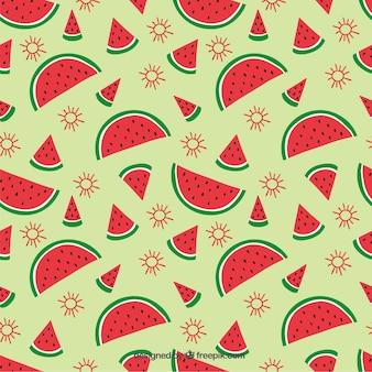 Padrão da melancia