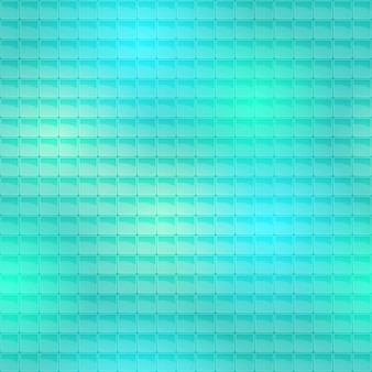 Padrão de azulejos azuis sem costura