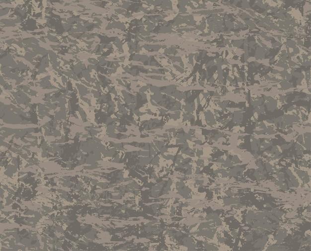 Padrão de camuflagem militar em estilo grunge